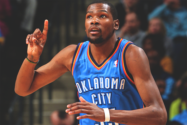 9e23b99e9076 Kevin Durant s decision to join the 73-9 Golden State Warriors has set the  NBA world on fire